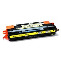 Laserjet 4000 Series Yields - PREMIUM COMPATIBLE HP Q2672A yellow laser toner for HP color laserJet 3500, 3550 series printers