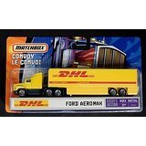 Matchbox DHL Ford Aeromax Truck 2006 MBX Metal Ready for Action 1:64 (Matchbox Convoy Series)