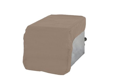 Covermates - Side Burner Cover - 13W x 16.5D x 11.5H - Ultima Collection - 7 YR Warranty - Year Around Protection - Tan ()
