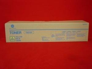 Konica-minolta Konica Brand 8938-506 Tn-210y Yellow Toner For Use In Konica Bizhub C250 / C250p
