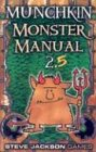 Munchkin Monster Manual 2.5 by Steve Jackson Games