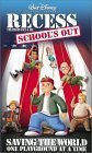 Recess - School's Out: Saving the World One Playground at a time. [VHS]