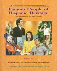 Famous People of Hispanic Heritage, Barbara J. Marvis, 1883845408