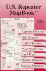 U.S. Repeater Mapbook 1997/98, William V. Smith, 0917963296