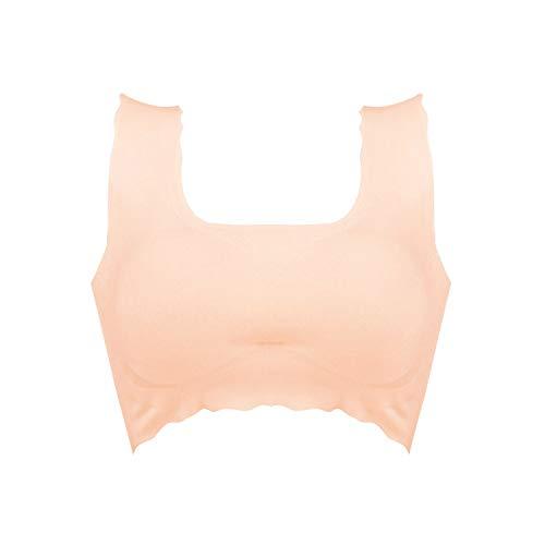 Dlingling Sleeping Bra Comfort Wireless Bras Women Soft Bralette Solid Sports Underwear Sexy Black Lingerie 3 Colors