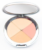 Blushing Ivory.20 Christina Cosmetics Perfect Pigment Compact: One Minute Miracle Makeup