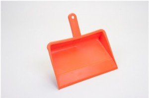 Dust Pan (Box of 12) by Briarwood 100% Made in USA
