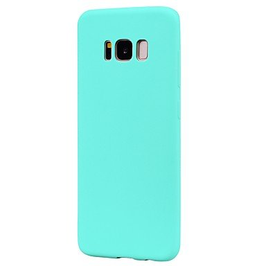 super popular f2f05 29950 Amazon.com: Case for Samsung Galaxy S8 Plus S8 Cover Frosted Squishy ...