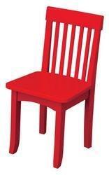 KidKraft 16602 Avalon Chair, Red ()