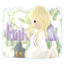 Precious Moments: Faith Angel Votive Holder by Precious Moments