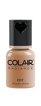 Dinair Airbrush Makeup Foundation | Natural Beige | Colair Radiance | .25 oz