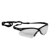 Jackson 3000355 KC 25679 Nemesis Safety Glasses Black Frame Clear Lens Anti Fog (12, Black) by Jackson Safety (Image #5)