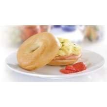 Pinnacle Foods Lenders Plain Sliced Soft Bagel, 2.5 Ounce - 12 per case.