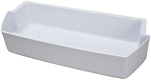 2187172 Refrigerator Door Bin (Deep) for Frigidaire, Whirlpool & Kenmore Fridges by PartsBroz - Replaces WP2187172, AP6006028, 2187172, 2187172K, 2187194, 2187194K, PS11739091, -