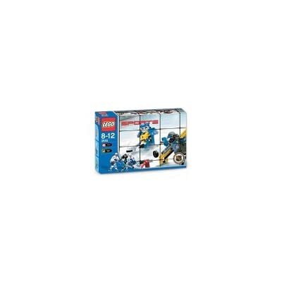 LEGO Hockey Puck Feeder 3545: Toys & Games
