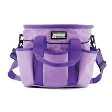 Roma Grooming Carry Bag Purple -