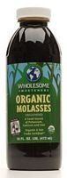 - Wholesome Sweetners Organic Blackstrap Molasses (3x16 OZ) by Wholesome Sweeteners