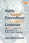 Public Capital Expenditure in OECD Countries : The Causes and Impact of the Decline in Public Capital Spending, Sturm, Jan-Egbert, 1858988276