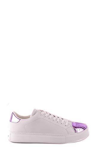 Mcbi29835 Pinko Sneakers Donna Bianco Pelle drYrqxTUwE