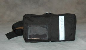 EMT Fanny Pack Black (case only) - Style 911-82615