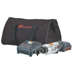 IQv12 1/4'''' Drive Cordless Ratchet Kit Tools Equipment Hand Tools by Ingersoll-Rand