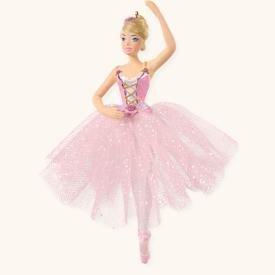 Amazon.com: QXI2021 Barbie Ballerina 2008 Hallmark