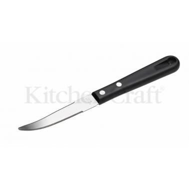 Grapefruit Knife Double Edge Rosewood Handle by Kitchen Craft (Image #1)