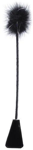 Fetish Fantasy Feather Crop Black Tickler by superkrit