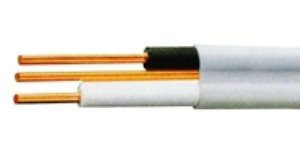 6/2 NM-B, Non-Metallic, Sheathed Cable, Residential Indoor Wire, Equivalent to Romex