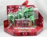 Skynet Red Dwarf Sutabaku (with sound) painted PVC by B. Toys
