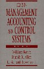 img - for Cases in Management Accounting and Control Systems (3rd Edition) book / textbook / text book