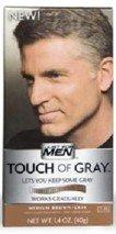 Just For Men touche de gris, brun moyen / Gris