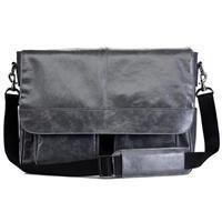 Kelly Moore Boy Bag Shoulder Style Small Camera Bag, Grey