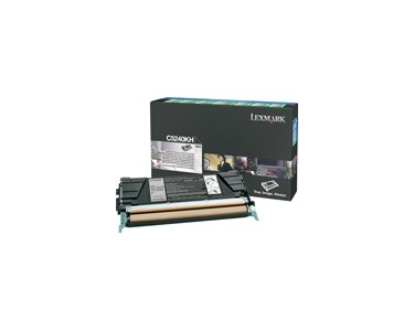 - Black High Yield Return Prg Toner Cart For C524 C534 8k Yld