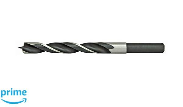 "Alfa Tools 13//64/"" Super High-Speed Steel Jobber Length Drill Bit 118° Point USA"