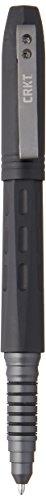 - CRKT Tao 2 Tactical Pen: Everyday Carry Self Defense Survival Pen, Black Anodized Aluminum, Fisher Space Ink Cartridge, Pocket Clip, Protective Case TPENAEK