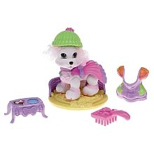Fisher-Price Snap 'n Style Pets Cheri Poodle