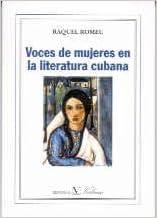 Book Voces de mujeres en las letras cubanas (Verbum ensayo) (Spanish Edition)