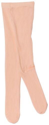 Price comparison product image Danskin Big Girls' Student Footed Tight,Ballet Pink,M (8/10)
