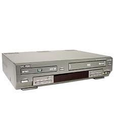 GoVideo DVR4400 DVD player and VHS recorder