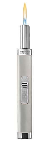 Zippo Unfilled Mini Brushed Chrome Candle Lighter