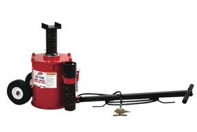 ATD 7350 10-Ton Air Jack/Support Stand