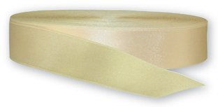 Earth Satin Ribbon Buckwheat 2'' Double Faced Polyester Decorating Ribbon by Of The Earth