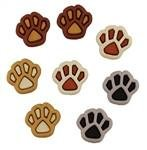 (Buttons Galore Button Theme Pack - PAW Prints)