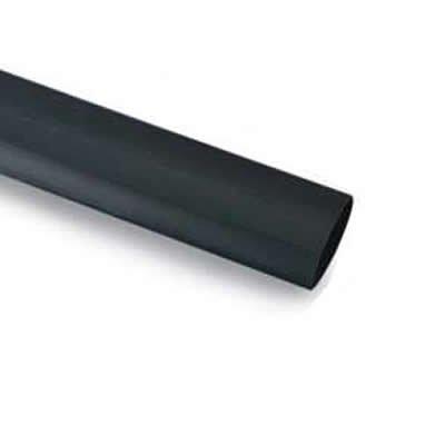 Aptii Heat Shrink Tubing 2:1 Ratio BLACK 3.2mm 1 m per metre
