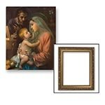 11x13'' Madonna and Child Frame Polystyrene/Glass/ Cardstock 11'' x 13'' H