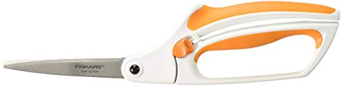 Fiskars Softouch Multi-Purpose Scissors - 10 Long, 3 Cut, Multi-Purpose Scissors
