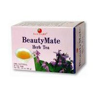 Health King Beautymate Herb Tea - 20 Tea Bags/box, 4 pack by HEALTH KING MEDICINAL (Beautymate Tea)