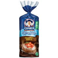 Quaker Rice Cakes Chocolate Crunch - 12 Pack by Quaker