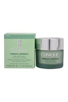 Clinique Redness Solutions Daily Relief Cream - All Skin Types Cream For Unisex
